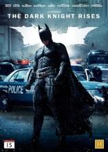 batman - the dark knight rises - DVD