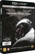 batman - the dark knight rises - 4k Ultra HD Blu-Ray