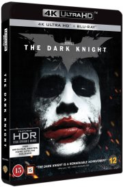 batman - the dark knight - 4k Ultra HD Blu-Ray