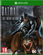 batman: the telltale series - the enemy within - xbox one