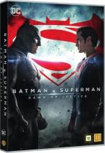 batman vs superman: dawn of justice - DVD