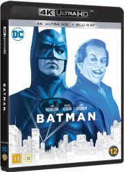 batman - 1989 - 4k Ultra HD Blu-Ray