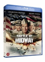 slaget om midway / battle of midway - 1974 - Blu-Ray