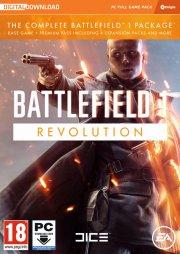 battlefield 1 revolution (code in a box) - PC