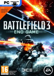 battlefield 3: end game (nordic) - PC