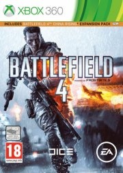 battlefield 4 with china rising - xbox 360