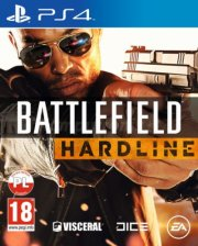 battlefield: hardline (pl) - PS4