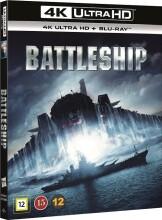 battleship - 4k Ultra HD Blu-Ray