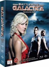 battlestar galactica - sæson 1 - Blu-Ray
