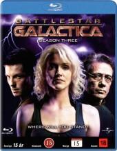 battlestar galactica - sæson 3 - Blu-Ray