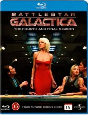 battlestar galactica - sæson 4 - Blu-Ray