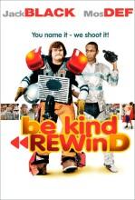 be kind rewind - DVD