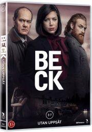 beck 37 - utan uppsåt - DVD
