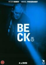 beck - box 1 - film 1-4 - DVD