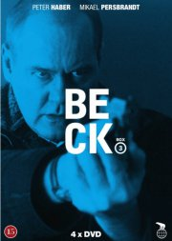 beck - sæson 2 - episode 1-4 - DVD
