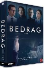 bedrag - sæson 1 - dr - DVD