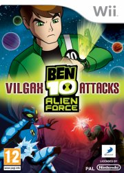 ben 10: alien force - vilgax attacks - wii