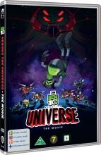 ben 10 vs the universe: the movie - DVD
