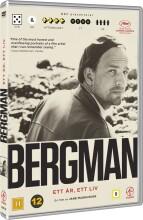 bergman - et år et liv - DVD