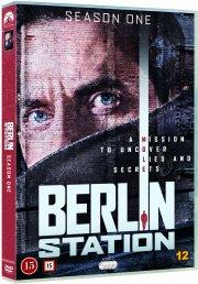 berlin station - sæson 1 - DVD