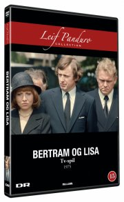 bertram og lisa - DVD
