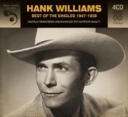hank williams - best of the singles 1947-1958 - cd