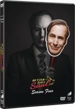 better call saul - sæson 4 - DVD