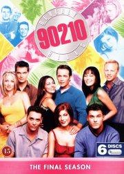 beverly hills 90210 - sæson 10 - DVD