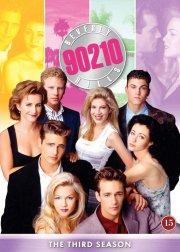 beverly hills 90210 - sæson 3 - DVD