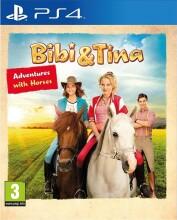 bibi & tina: adventures with horses - PS4