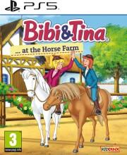 bibi & tina at the horse farm - PS5