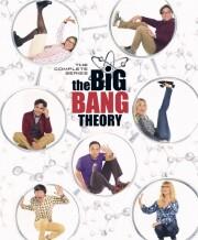 the big bang theory - sæson 1-12 - box-set - DVD