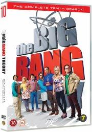 the big bang theory - sæson 10 - DVD
