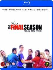 the big bang theory - sæson 12 - Blu-Ray