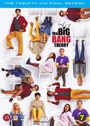 the big bang theory - sæson 12 - DVD