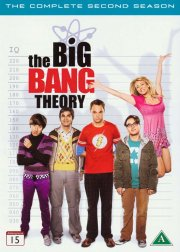 the big bang theory - sæson 2 - DVD
