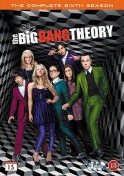 the big bang theory sæson 6 - DVD
