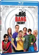 the big bang theory - sæson 9 - Blu-Ray