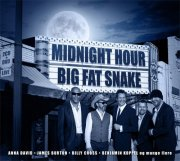 big fat snake - midnight hour - live  - 2cd+dvd