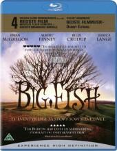 big fish - Blu-Ray