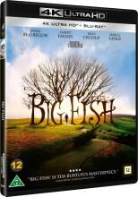 big fish - 4k Ultra HD Blu-Ray