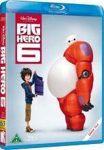 big hero 6 - disney - Blu-Ray