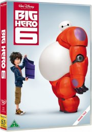 big hero 6 - disney - DVD