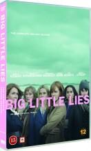 big little lies - sæson 2 - hbo - DVD