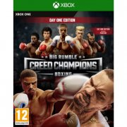 big rumble boxing: creed champions - day 1 edition - xbox one
