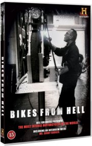 bikes from hell - DVD