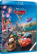 biler 2 / cars 2 - steel book - disney pixar - Blu-Ray