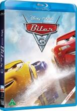 cars 3 / biler 3 - disney pixar - Blu-Ray
