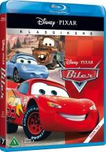 disney biler / cars - disney pixar - Blu-Ray