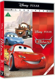 biler / cars - disney pixar - DVD